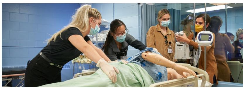 School of Nursing image
