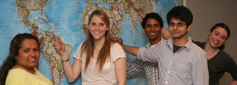Queen's International Students' Society Bursary image