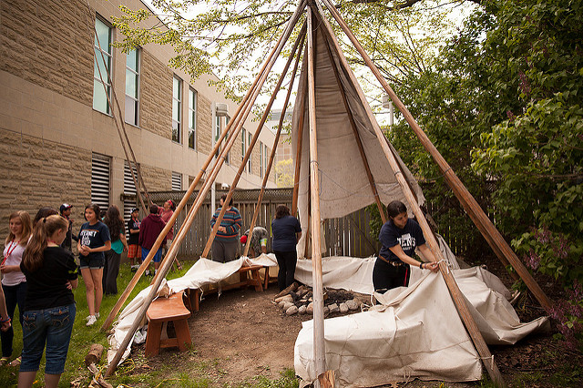 Four Directions Indigenous Student Centre image