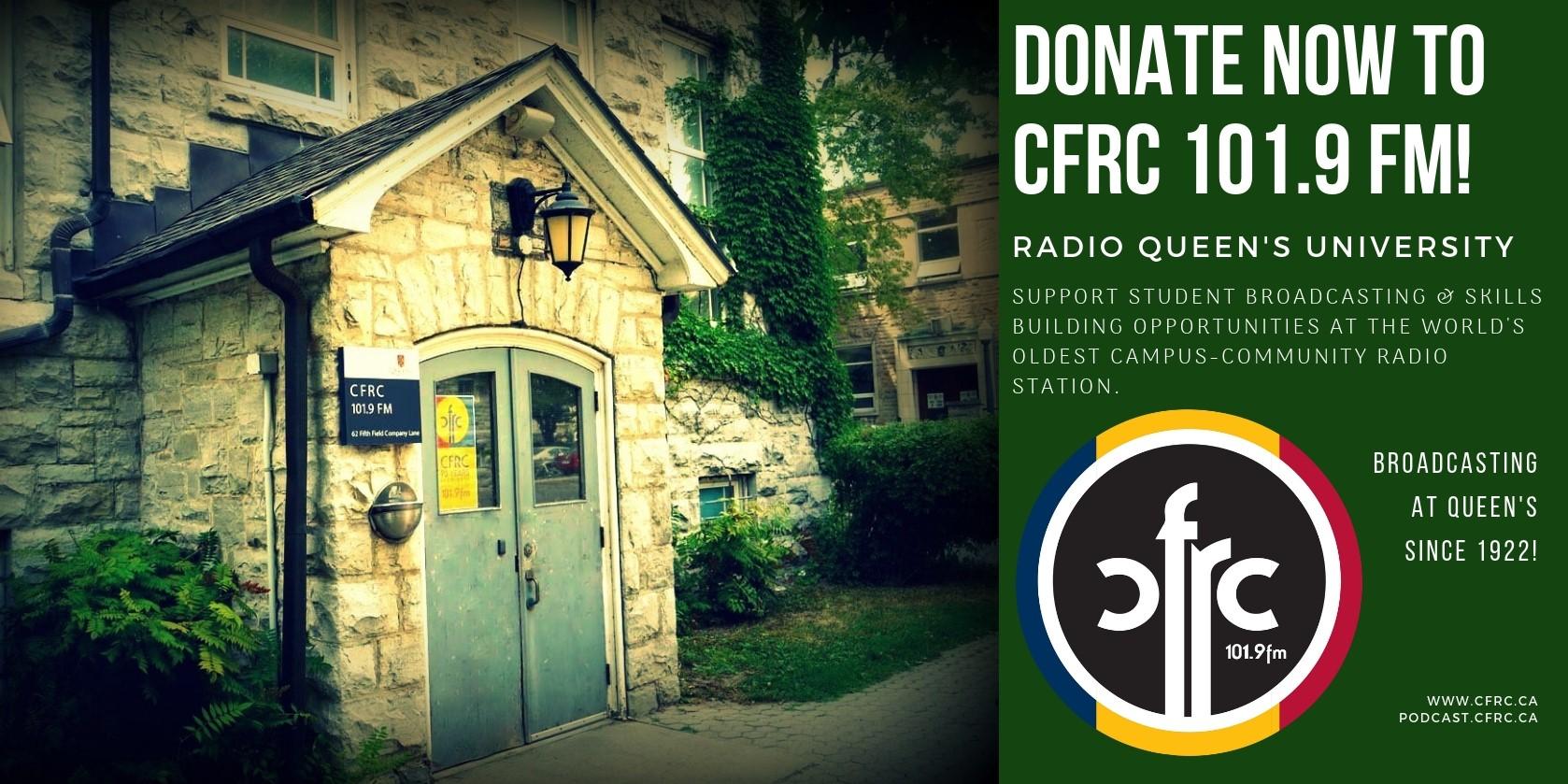 CFRC Radio image