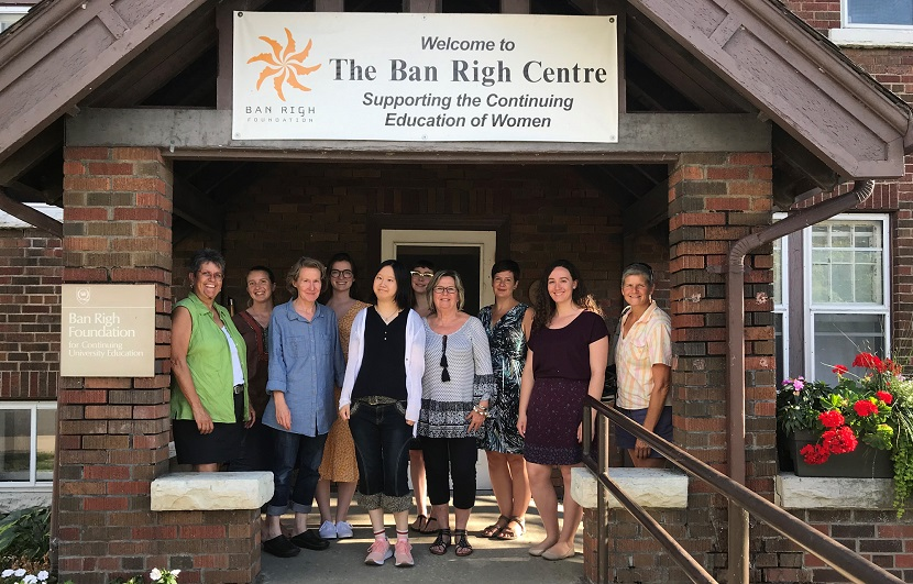 The Ban Righ Foundation Inspiring Women image