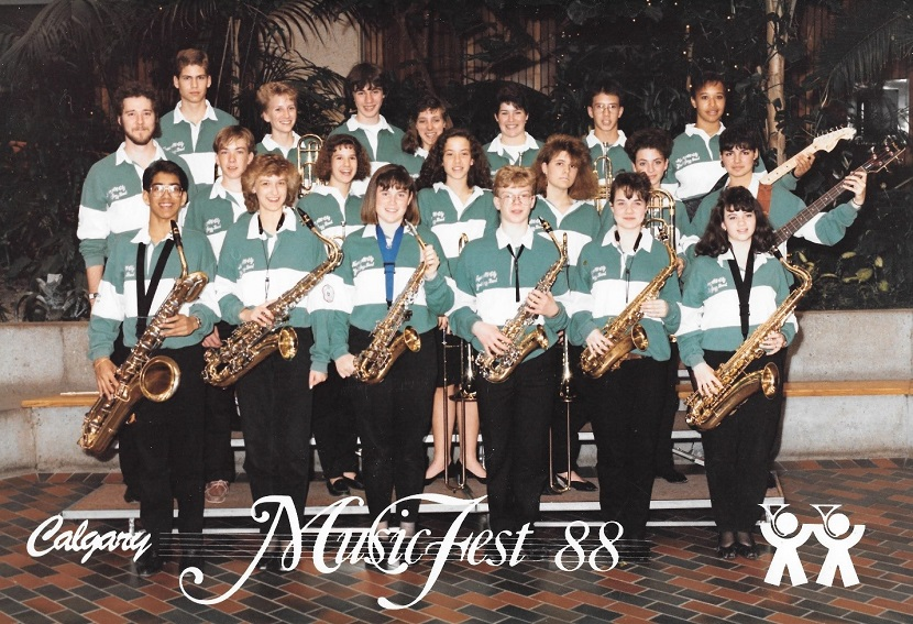 Neil Yorke-Slader and Nepean All-City Jazz Bursary image