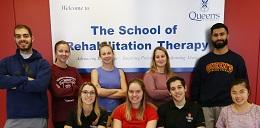 School of Rehabilitation Therapy Graduate Bursary