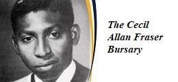 The Cecil Allan Fraser Bursary